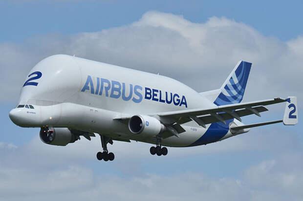 10 самых больших самолетов в мире)