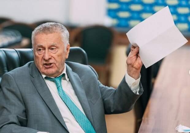 Жириновский предложил ввести должность «Верховного правителя России»