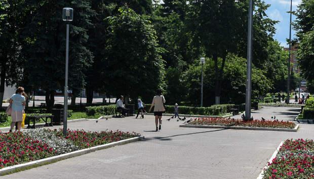 До 22 градусов тепла ожидается в четверг в Подольске