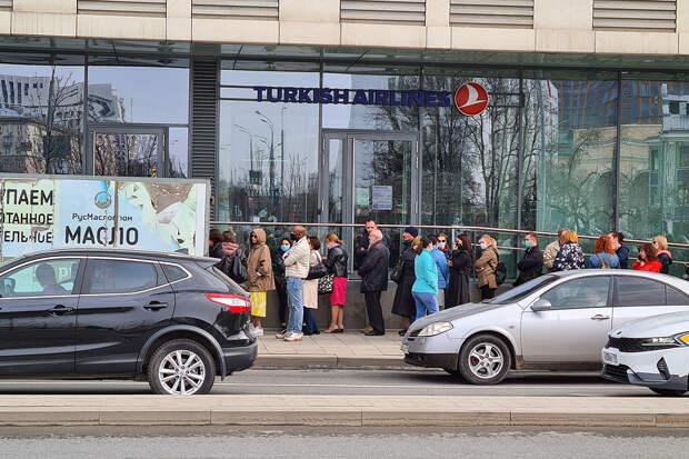 Россия может с июля возобновить авиасообщение с Турцией