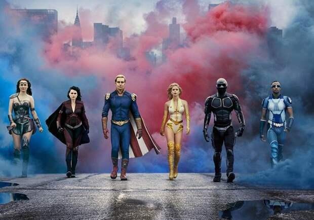 «Пацаны» получат спин-офф про колледж супергероев