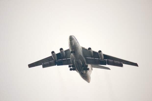 В Кабуле вооруженные люди угнали украинский самолет
