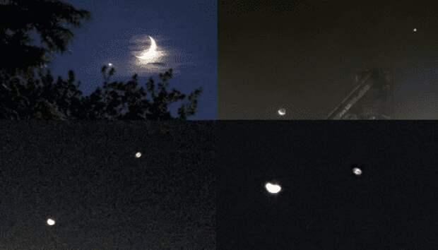 Что скажут официалы, когда Венера станет больше и ярче Луны?