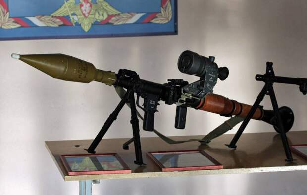 Пути развития и модернизации РПГ-7