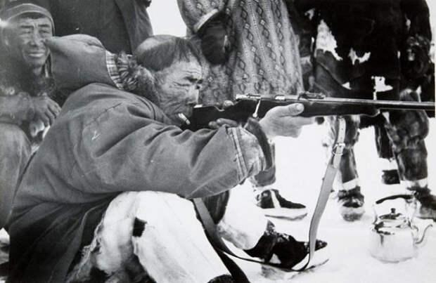 Чукчи против эскимосов – на передовой холодной войны