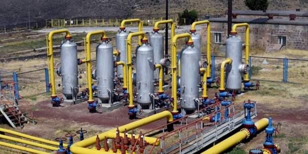 Газовые хранилища Германии заполнены на 75%