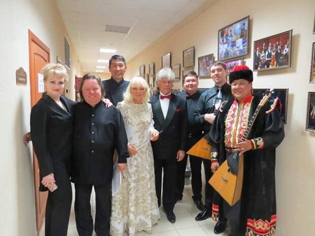 Севастополь принял участие в «Параде дирижеров»