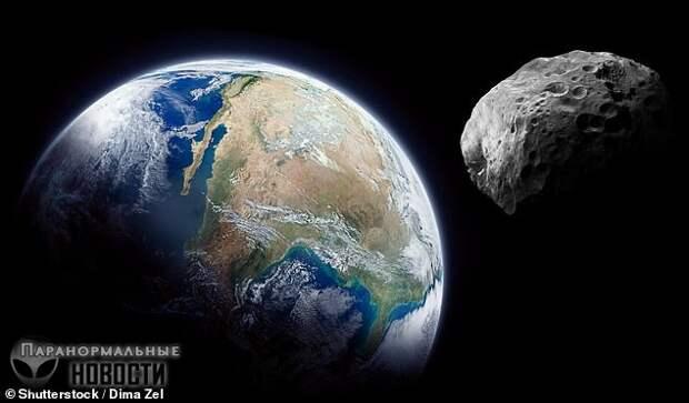 13 тысяч лет назад на Землю упал огромный астероид, вызвав похолодание и истребив мамонтов и древних людей