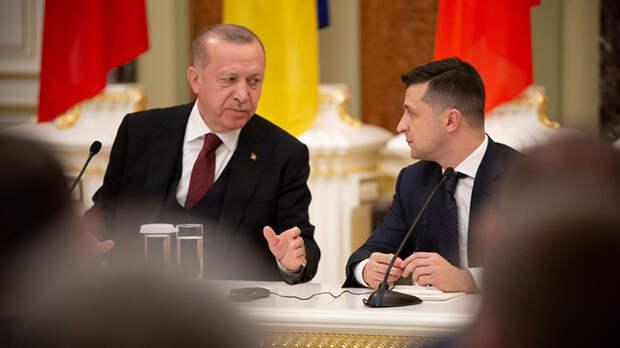 Война может начаться 9 мая. Эрдоган показал Зеленскому его место в мире, но тому мерещится блицкриг