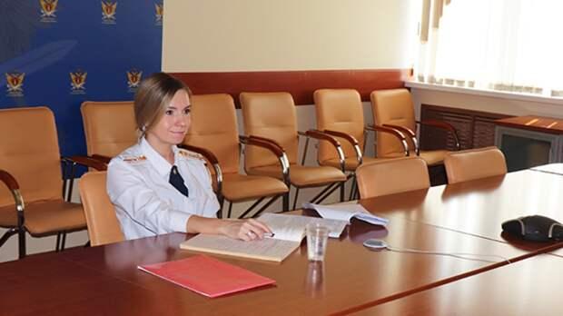 Представительница Тулы стала лучшим психологом уголовно-исполнительной системы в ЦФО
