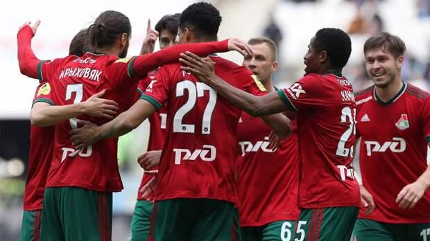 Голы Крыховяка и Жемалетдинова принесли «Локомотиву» победу над «Ротором»