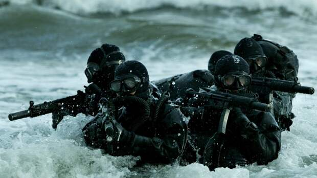 Морские дьяволы. Легенды подводных диверсий