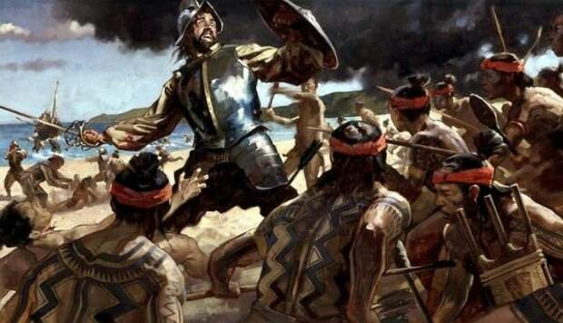 Почему европейские колонизаторы всех туземцев громили и порабощали, а русские завоеватели только ясак брали