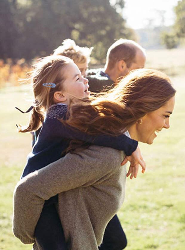 Кейт Миддлтон и принц Уильям с детьми готовятся к переезду