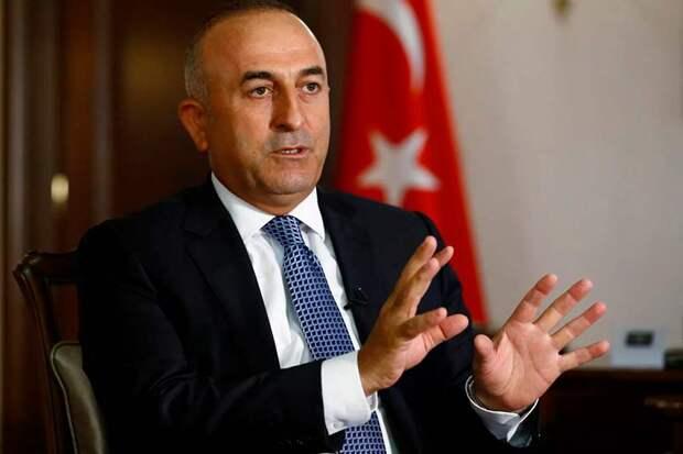 МИД Турции подтверждает отход курдов из зоны безопасности в Сирии
