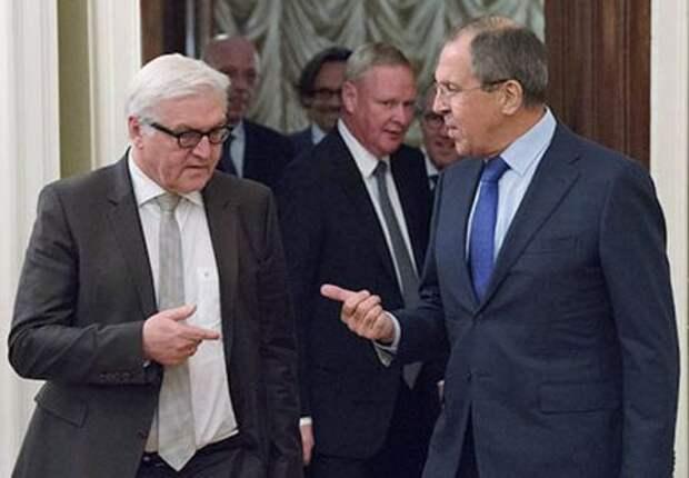 Вальтер Штайнмайер: «Нужно преодолеть безмолвие и предпринять серьезную попытку договориться с Россией о сотрудничестве по Ливии»