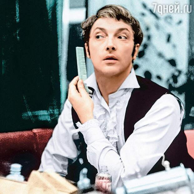 Незадолго до своего ухода Борис Клюев решил пожить на полную катушку