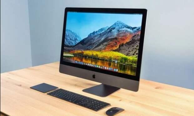 Apple сняла с продажи моноблок iMac Pro