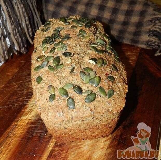 Бездрожжевой хлеб на кефире от academy.
