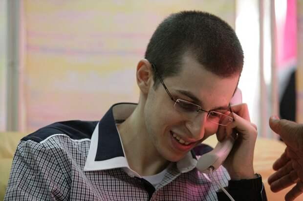 Гилад Шалит. Фото: Википедия