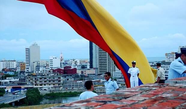 В Колумбии выразили протест в связи с нарушением Россией воздушных границ