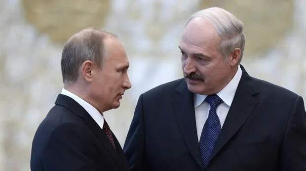 О встрече Путина и Лукашенко. Александр Роджерс