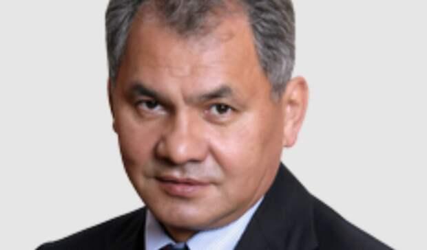 СМИ: Шойгу может стать вице-премьером РФиполпредом вСФО