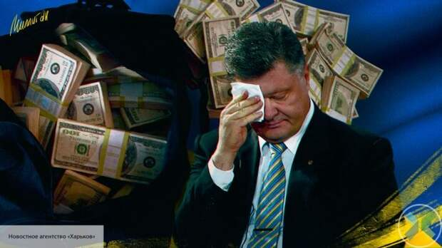 Порошенко заявил о грядущем дефолте на Украине, умолчав о своей прямой вине