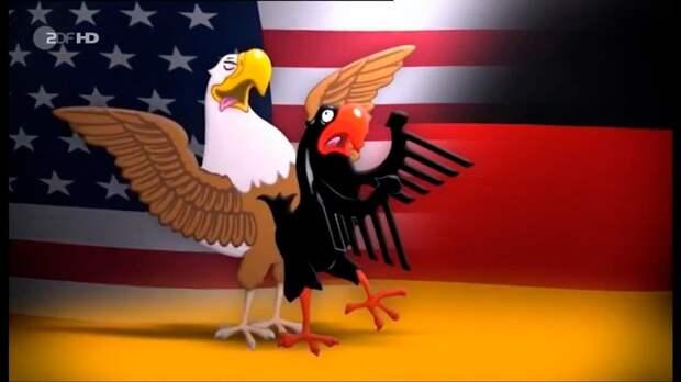 Берлин обвинил США в оккупации