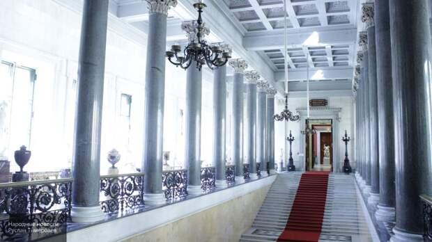 Памятники мировой культуры после реставрации вернулись в Государственный Эрмитаж