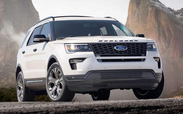 Сейчас лучшее время для покупки Ford — машины заканчиваются