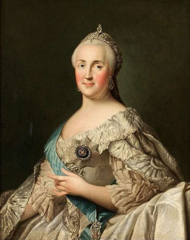 Российская императрица Екатерина II.   Фото: mtdata.ru.