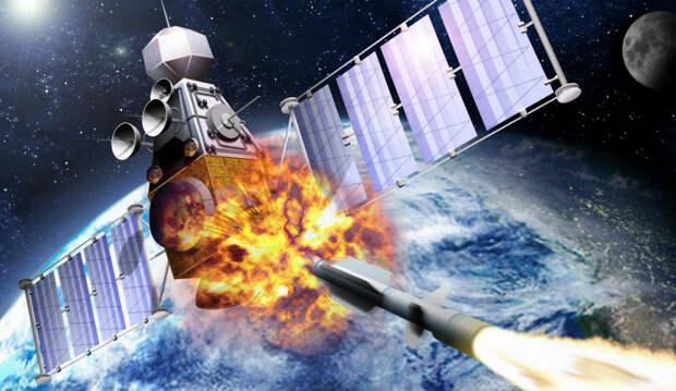 Леонков объяснил, почему Запад именно сейчас стал разыгрывать карту с «космической угрозой» РФ...