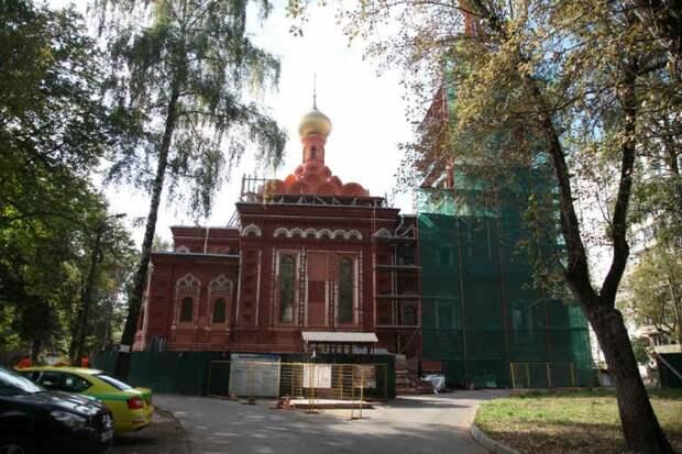 Храм/Фото из архива редакции
