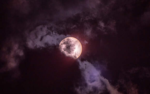 В Рязани сфотографировали пятна на Солнце