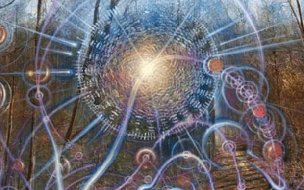 Энергетическо-плазмоидная форма жизни рядом с нами