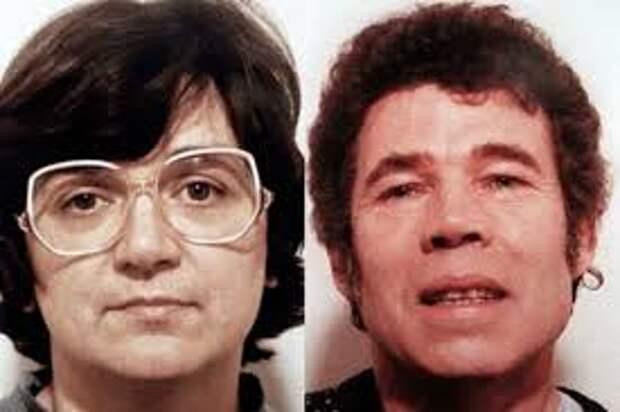 Фред и Розмари Уэст — самая жестокая пара за всю историю