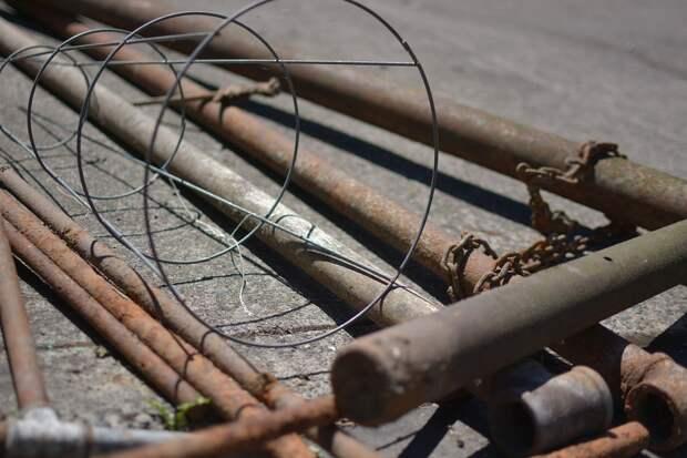 12 уголовных дел возбудили в Удмуртии за неделю из-за хищения металлических изделий