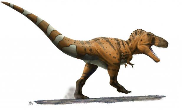 Самые опасные динозавры