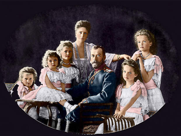 Царскую семью не расстреливали. Это была спекуляция