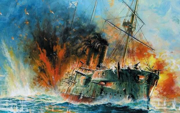 Чёрный день японского флота: подвиг капитана Иванова