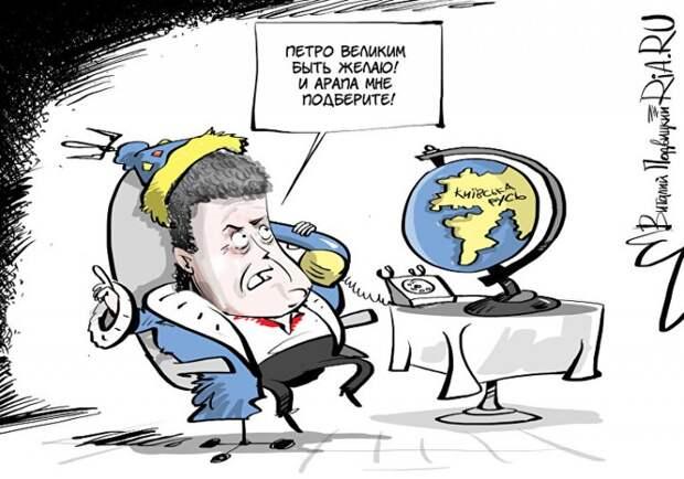 Порошенко отказался начинать войну из-за Крыма