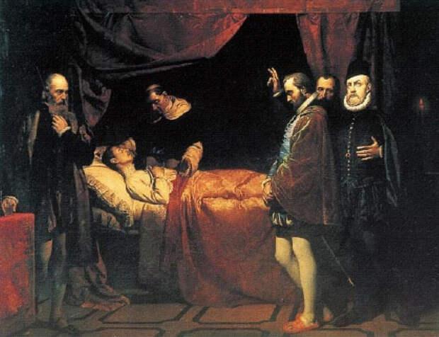Топ-9 королей и царей, убивших своих детей