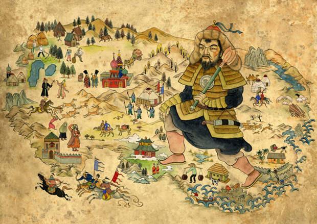 Правительство Монголии одобрило иск Украины за ущерб во время татаро-монгольского ига