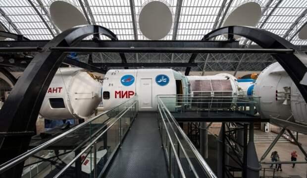 ВДНХ организует бесплатные тематические экскурсии в центре «Космонавтика и авиация»