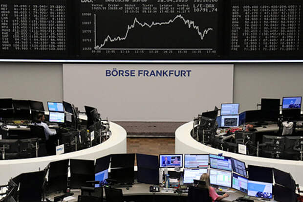 Европейская экономика начала оживать