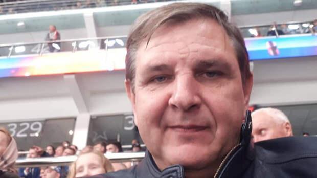 Бывший гендиректор аэродрома «Хатенки» отставной военный летчик Олег Комаров
