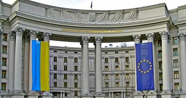 МИД Украины потребовал отМосквы обеспечить доступ косужденным