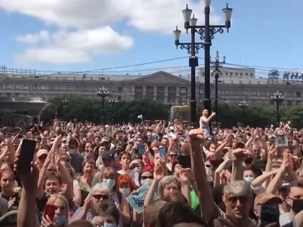 Хабаровский тупик Кремля