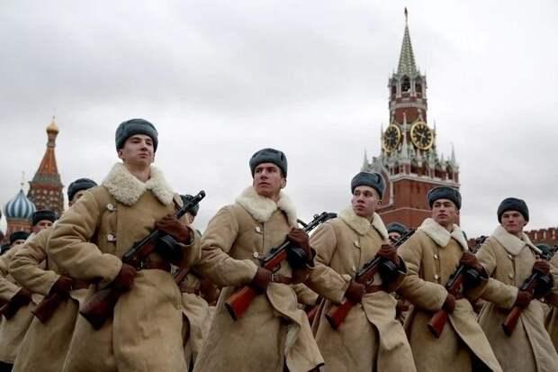 Бойтесь усталости русских. Лицемерие европейских нацистов нас уже основательно достало